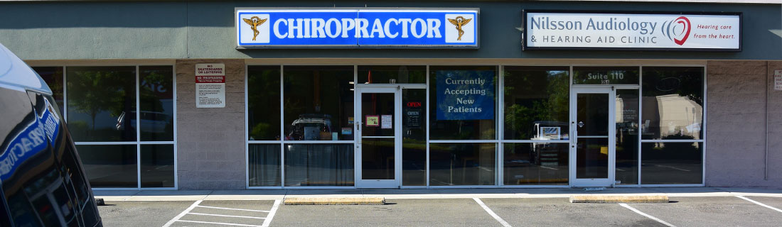 Chiropractic Port Orchard WA Office Building